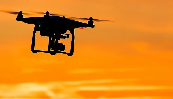 How drones are playing a role in the power and utility sector
