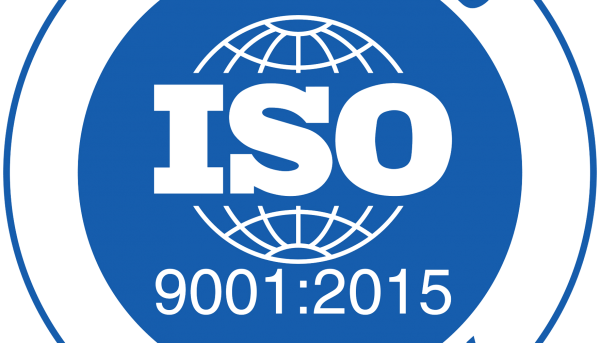 ISO 9001:2015 Certification Achieved