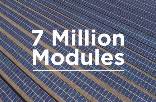 7 million solar module milestone for Above Surveying.