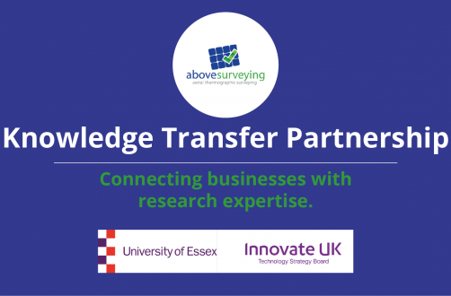 Our Knowledge Transfer Partnership with the University Of Essex