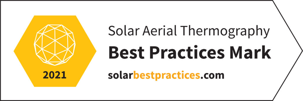 drone thermography best practices mark solar