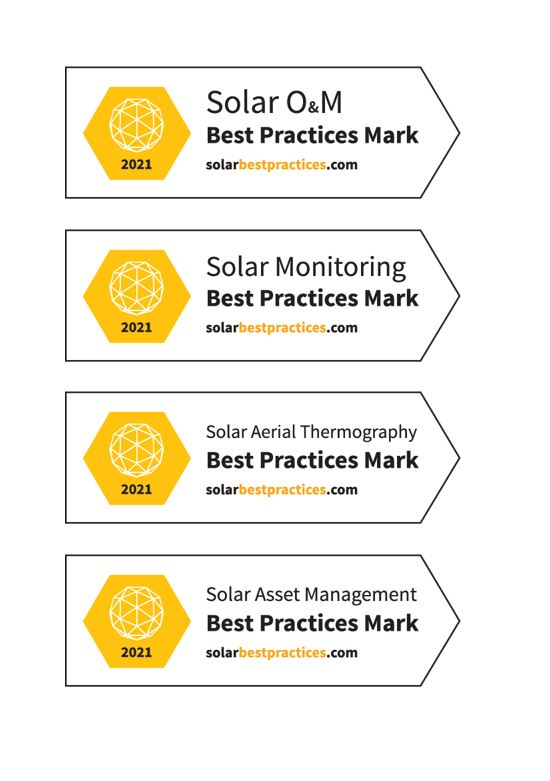 Solar Best Practices Mark