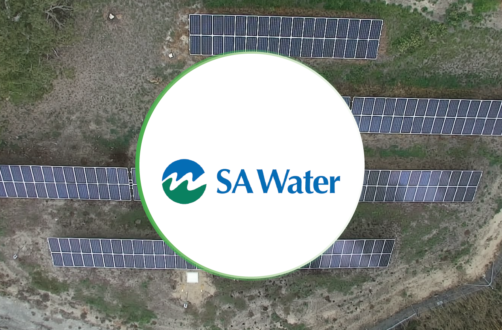 The digital tech supporting Australia's SA Water on its solar journey